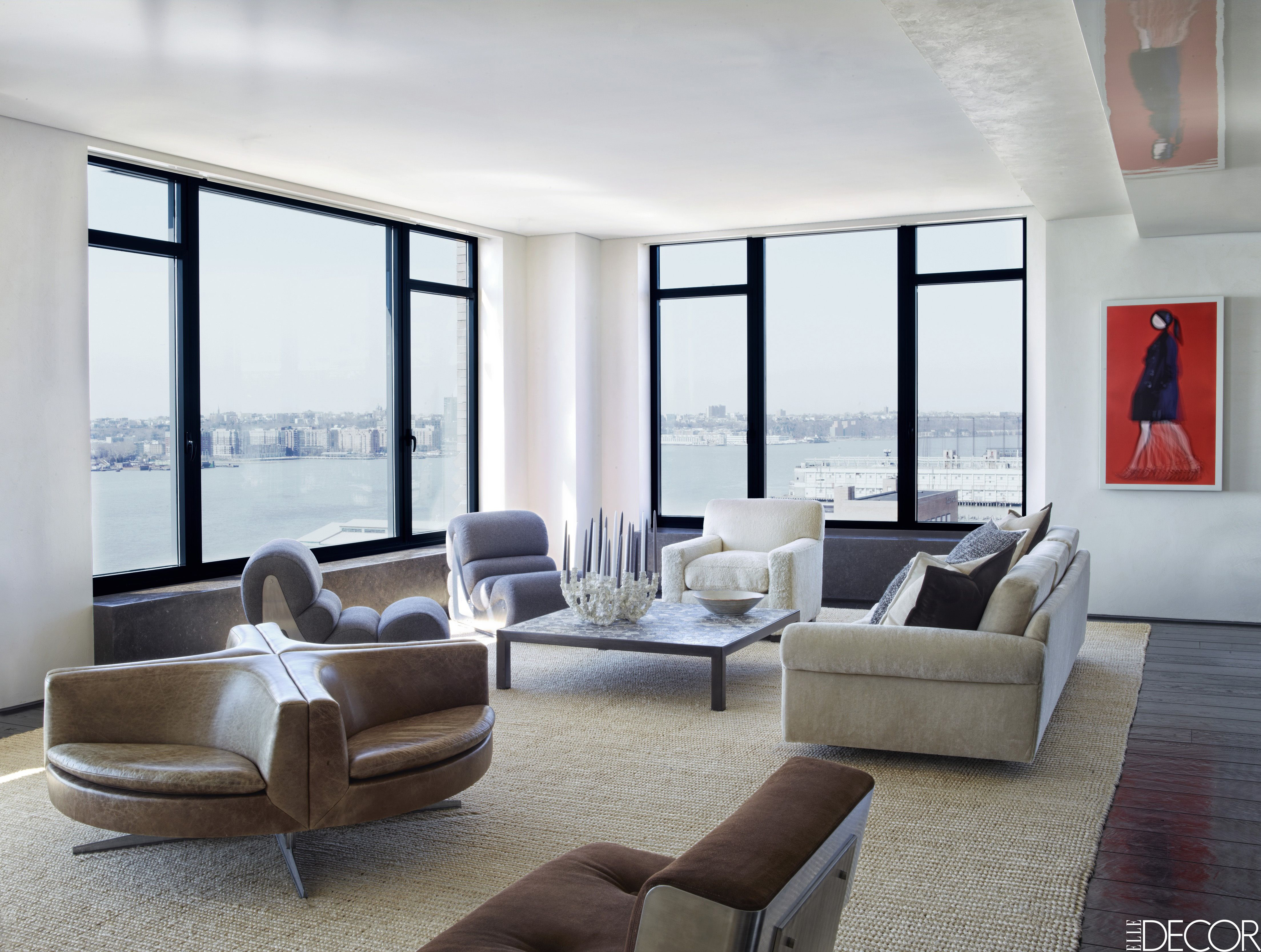 25 minimalist living rooms minimalist furniture ideas for living rooms rh elledecor com