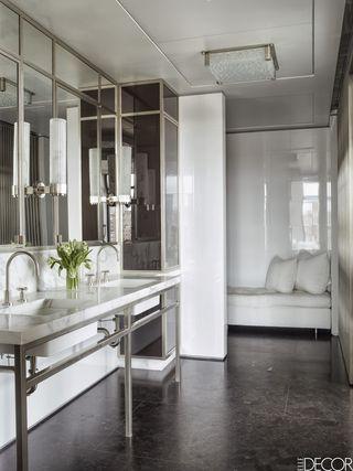 55 Bathroom Lighting Ideas For Every, Modern Bathroom Light Fixtures