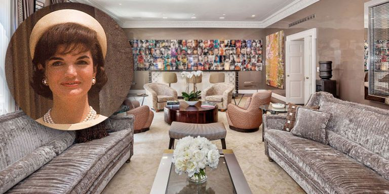 See Inside The Park Avenue Apartment Where Jackie Kennedy