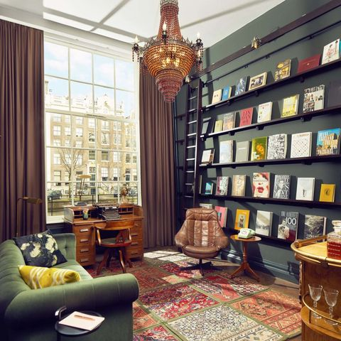 Amsterdam's Luxury Hotel Pulitzer - Where To Stay In Amsterdam