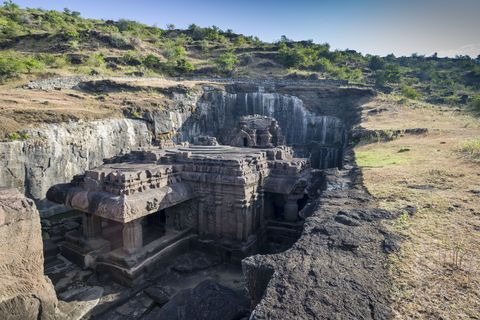 world heritage site ellora caves