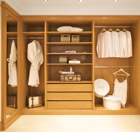 A Walk-In Closet Is A Complete And Utter Waste Of Space