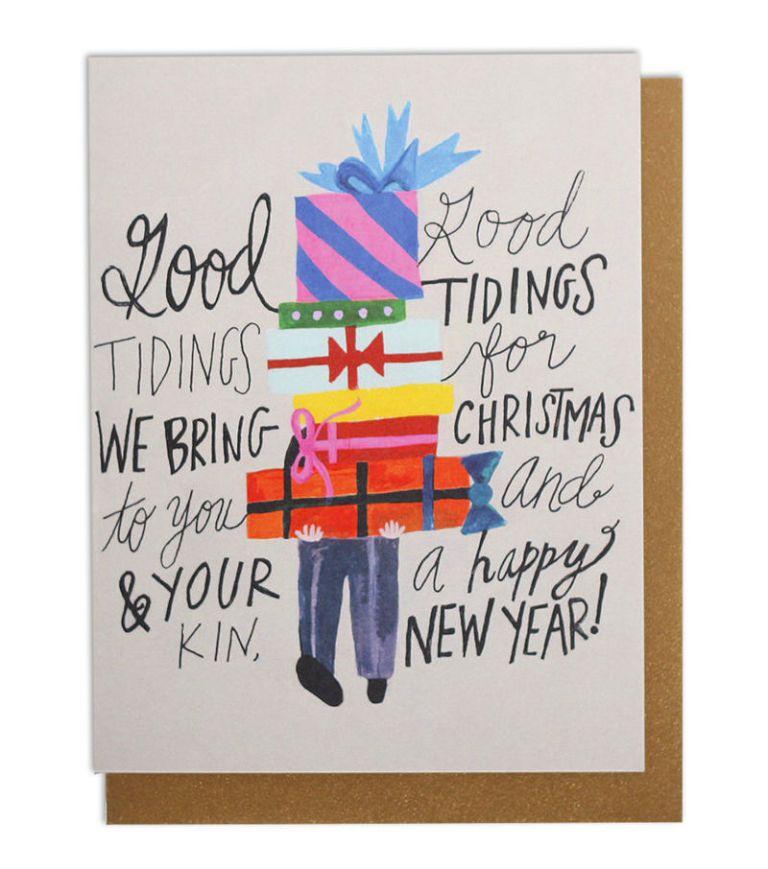 20 Best Christmas Cards And Hanukkah Cards