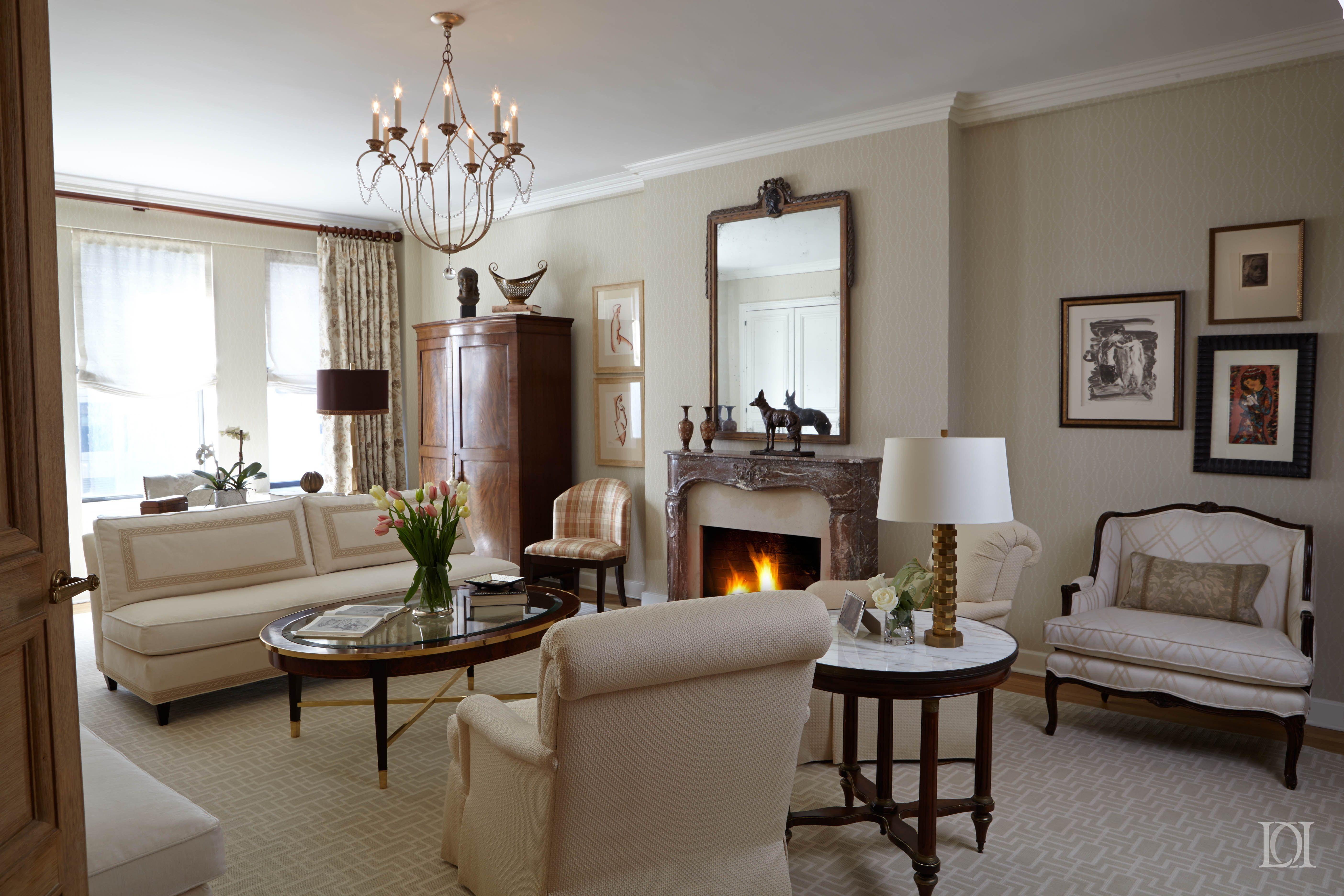 Luxury Living Room Fireplace Ideas Style