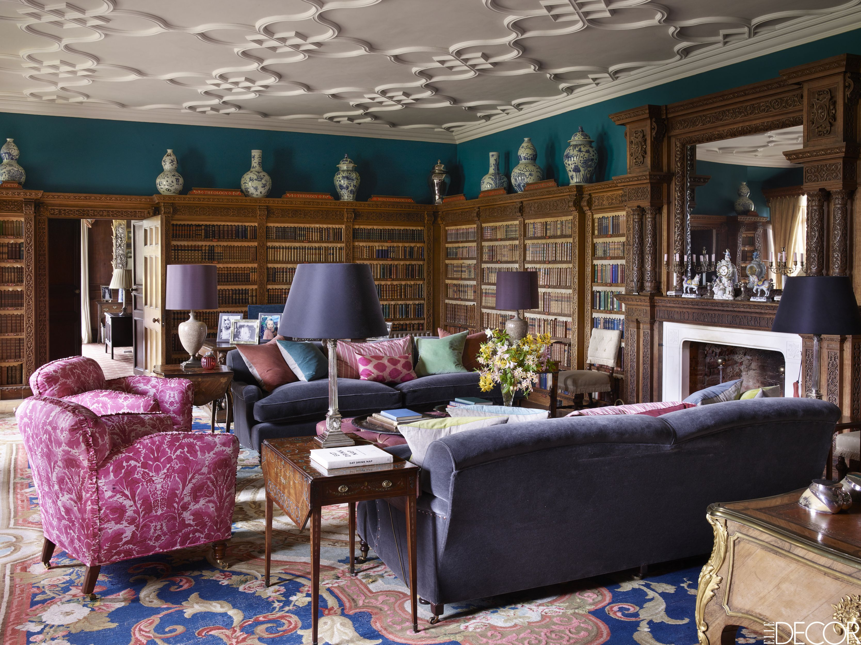 Tour A Historic English Estate English Country House Designed By Laura Ingrams
