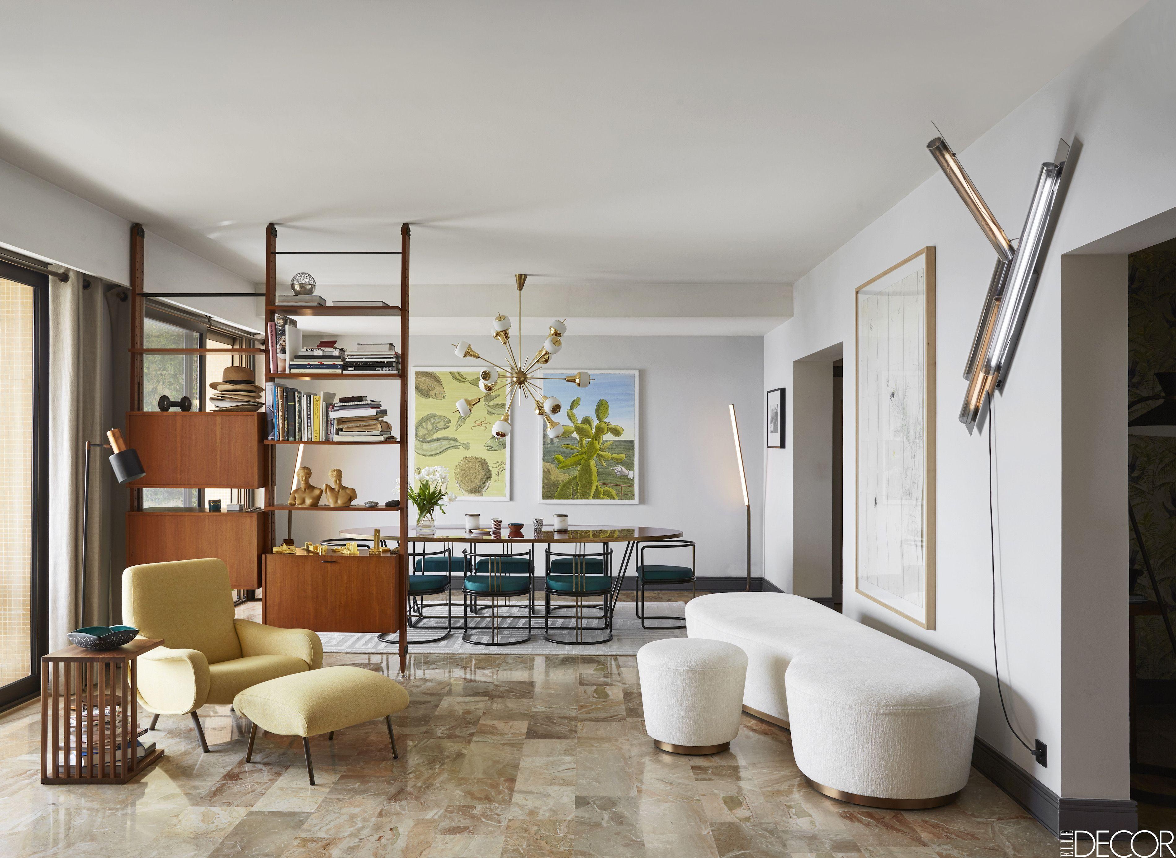 Tour A Monaco Apartment Full Of French Riviera Glamour   Modern Vintage  Home Decor