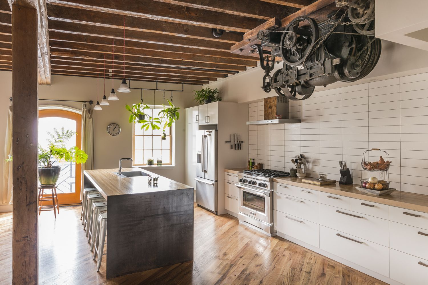 13 Amazing Home Renovations - Converted Home Makeovers