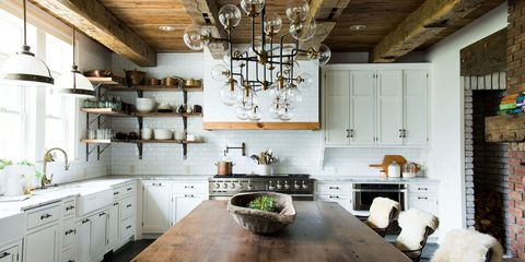 7 Kitchen Decorating Ideas That Are Already Trending For 2017