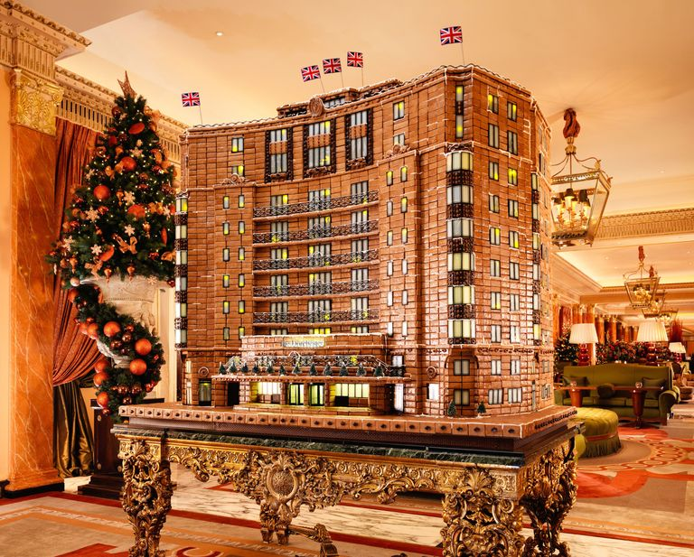 10 best hotels to spend christmas in this year luxury hotels for Best hotel in vienna for christmas