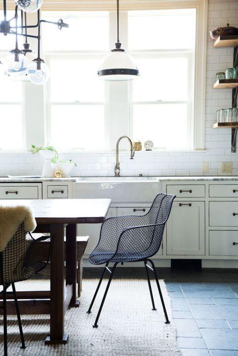 Room, Product, Interior design, Floor, Green, Flooring, White, Furniture, Home, Drawer,