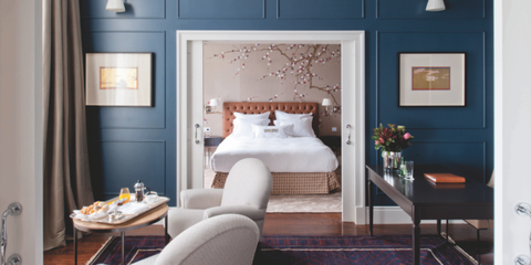 10 Design Ideas To Steal From Luxury Hotels