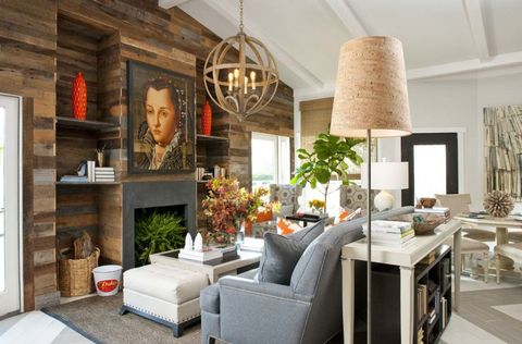 Cabin Inspired Interiors