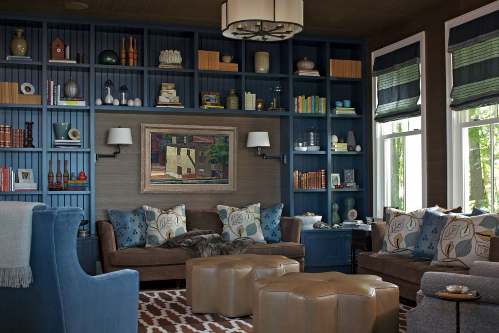 image & 45 Best Home Library Ideas - Reading Nooks At Home