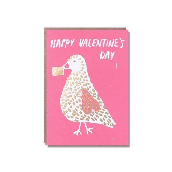 30 Cute Valentines Day Cards Great Card Ideas for Valentines Day – Bird Valentine Card