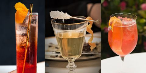 10 Best Cocktail Recipes For The Golden Globe Awards