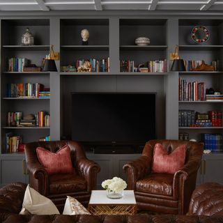 35 Best Home Library Ideas - Reading Nooks At Home