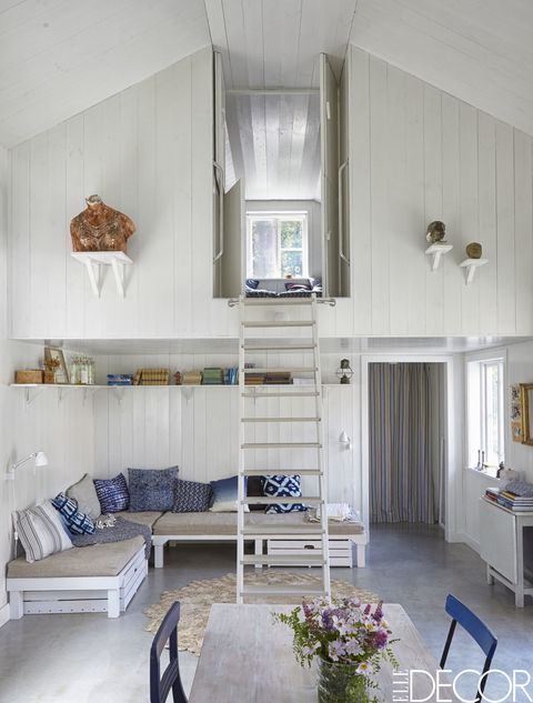 Tour A Minimalist Cottage With Scandinavian Design