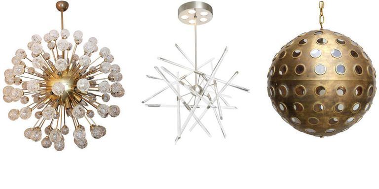 These chandeliers from the dreamy designers in our shop are inspired by the ball drop on new years eve and the best part you dont have to stay up until