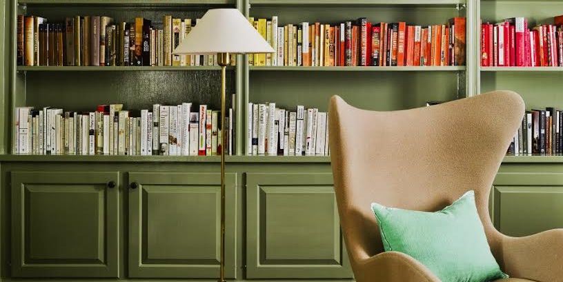 45 Home Libraries with Tons of Style