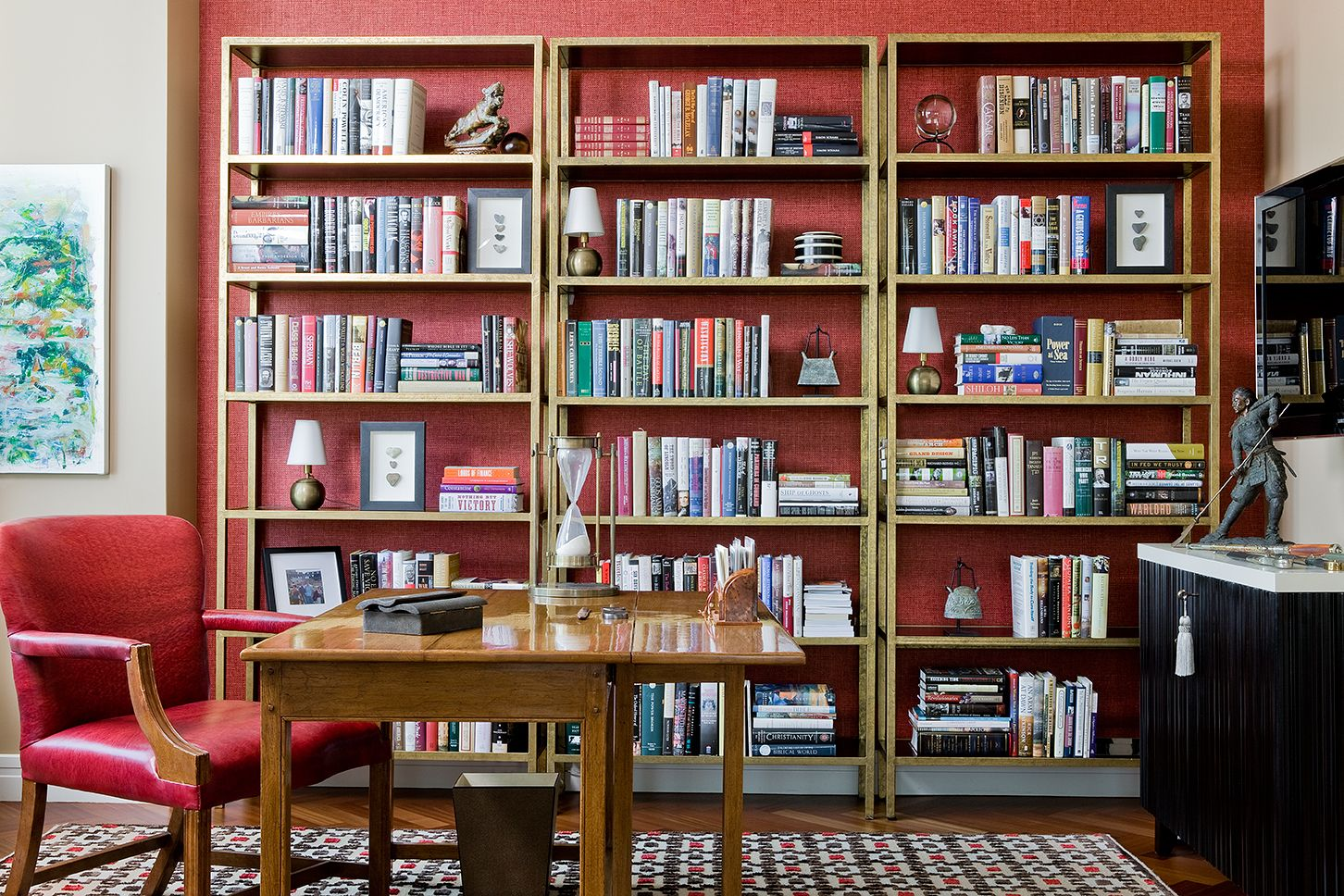 Home Librarys 35 best home library ideas - reading nooks at home