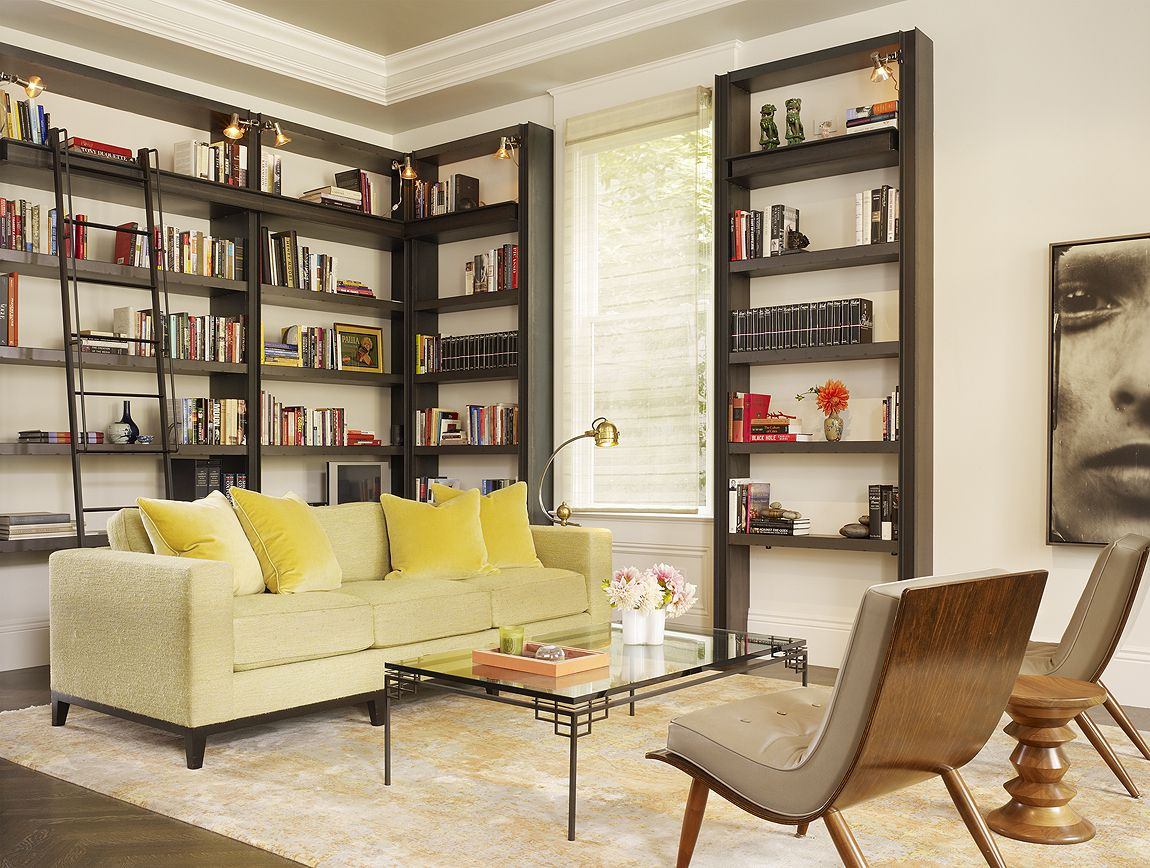 35 Best Home Library Ideas