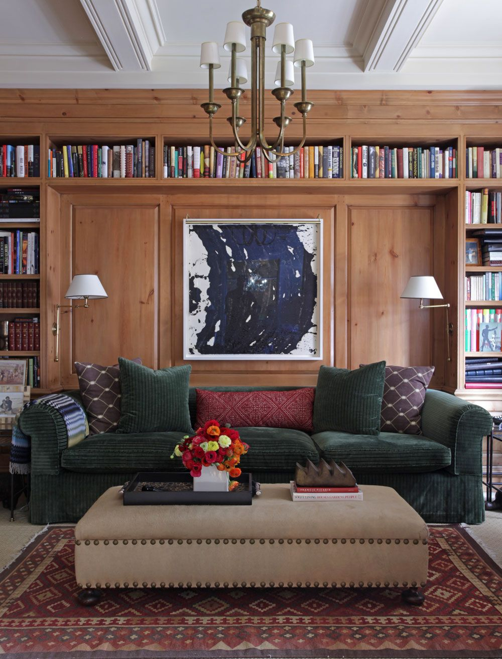 Library Room Ideas 35 Best Home Library Ideas  Reading Nooks At Home