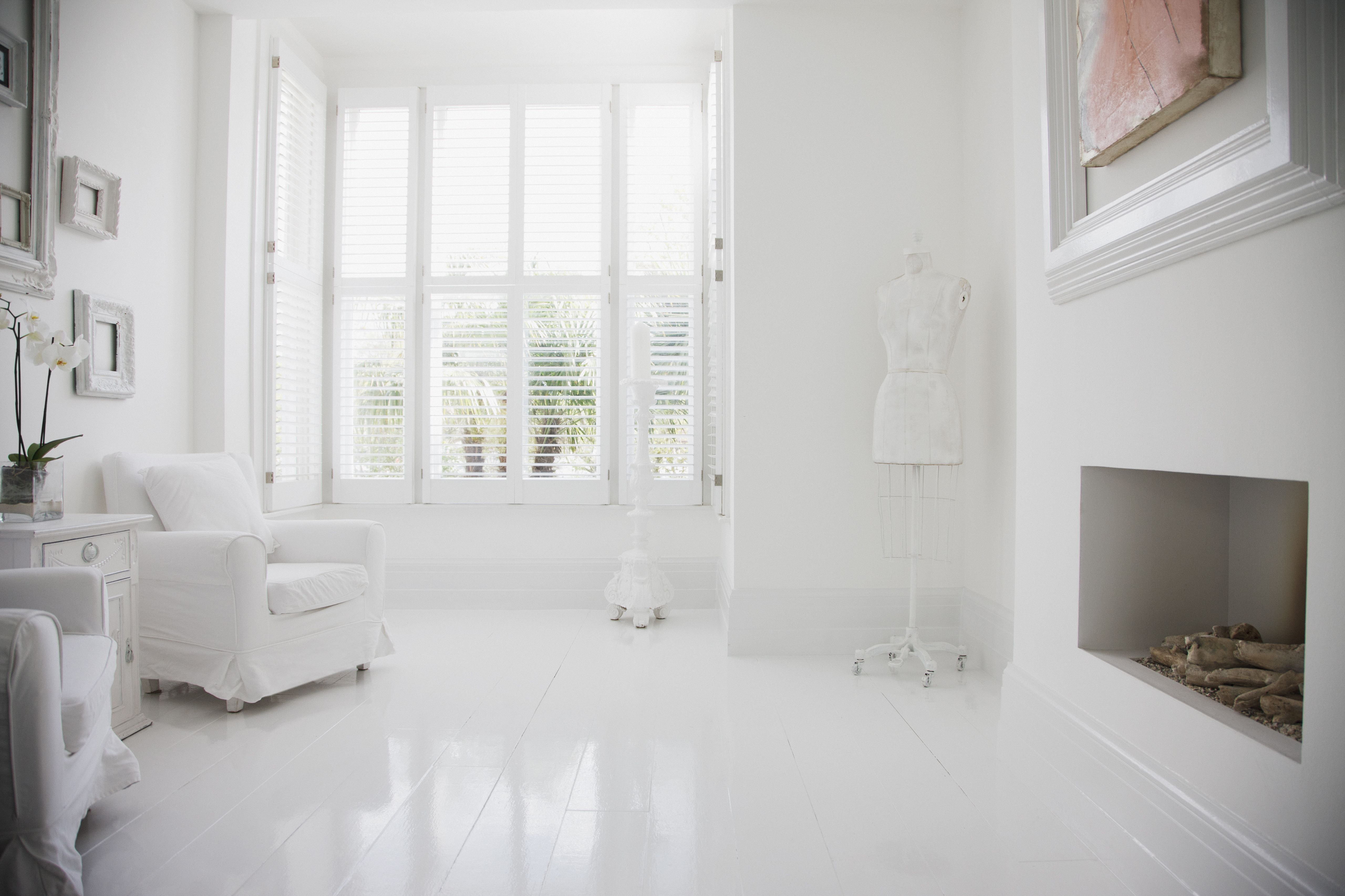 Best White Paint Colors Designers Favorite Shades Of White Paint - White interior house