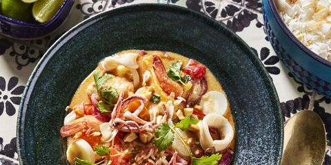 this hearty stew will transport you to a beach in