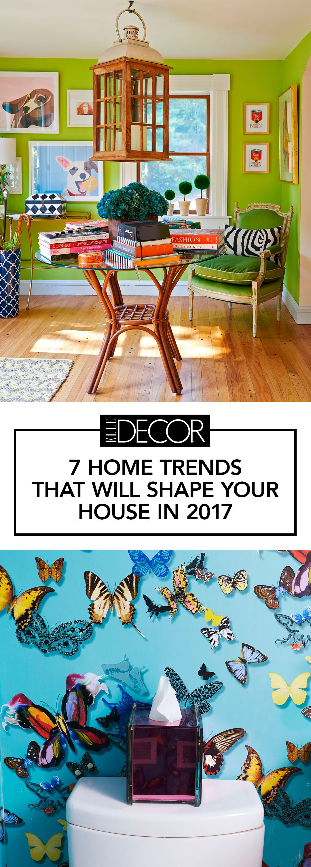 2017 best home decor trends whats trending for interior design 2017