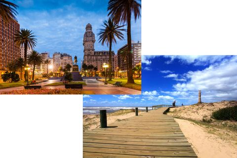 "<p>Uruguay is great for the honeymooners that want an authentic South American experience. It boasts quaint colonial towns, hip costal villages and amazing vineyards. It is also quite lively–here, you can&nbsp;lounge away the days and go out for a real party experience at night.</p><p>Take a stroll along the endless beach to find a restaurant that serves the freshest fish daily or have a bonfire on the beach&nbsp;before returning to dine at Parillero under a ceiling made of canes. If quirky architecture is your thing, take a 10-minute drive along the coast to Puente Laguna Garzón, famed for its circular shaped lagoon crossing. Designed by Rafael Viñoly, who also lays claim to London's Walkie Talkie, the structure allows people to enjoy the panoramic views by slowing the speed of cars.<span class=""redactor-invisible-space"" data-verified=""redactor"" data-redactor-tag=""span"" data-redactor-class=""redactor-invisible-space"">&nbsp;</span>–&nbsp;<em data-redactor-tag=""em"">Tom Marchant, Founder of&nbsp;<a href=""https://www.blacktomato.com/us/?currency=usd"" target=""_blank"" data-tracking-id=""recirc-text-link"">Black Tomato</a></em><span class=""redactor-invisible-space"" data-verified=""redactor"" data-redactor-tag=""span"" data-redactor-class=""redactor-invisible-space""></span></p><p>Uruguay's José Ignacio has been compared to Montauk and St. Barth's twenty years ago: a chic retreat from city life that exudes barefoot elegance. Stylish, laid-back honeymooners will be delighted by the tiny beach town's distinctly South American, bohemian charm and the artful flair at the five-star properties, which are 