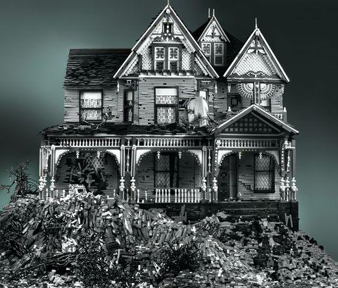 lego architecture mansion