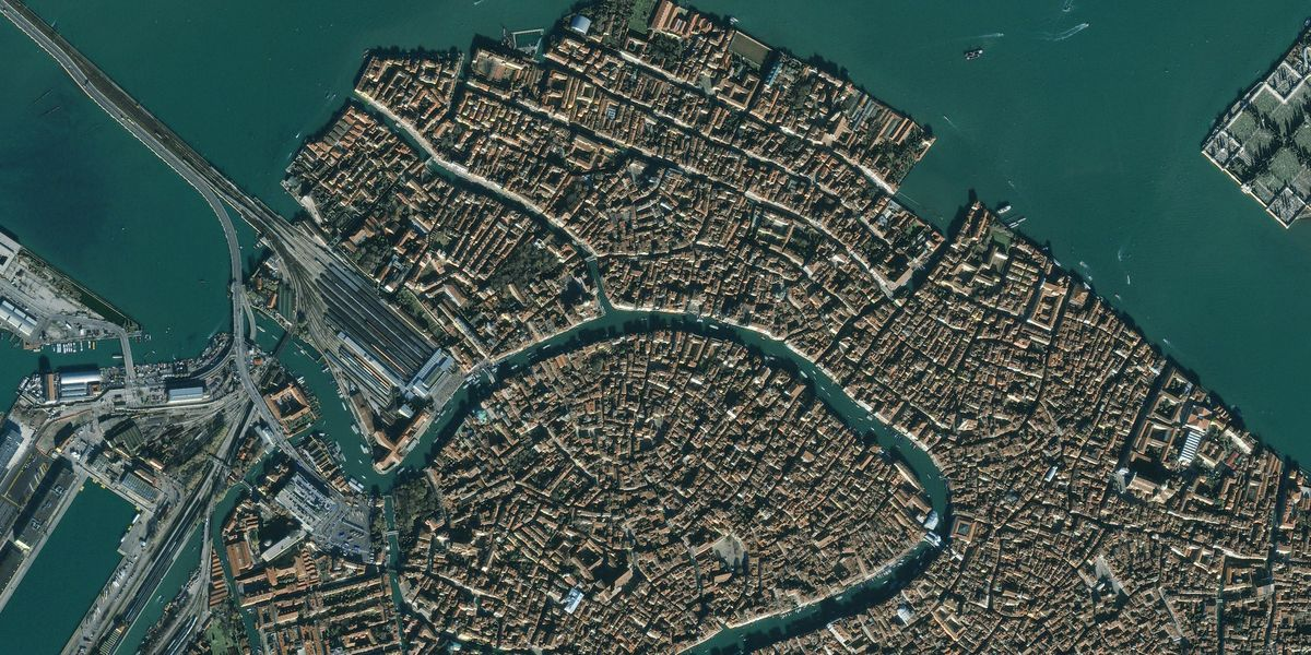 Satellite Pictures Of Cities Around The World Geography Quiz