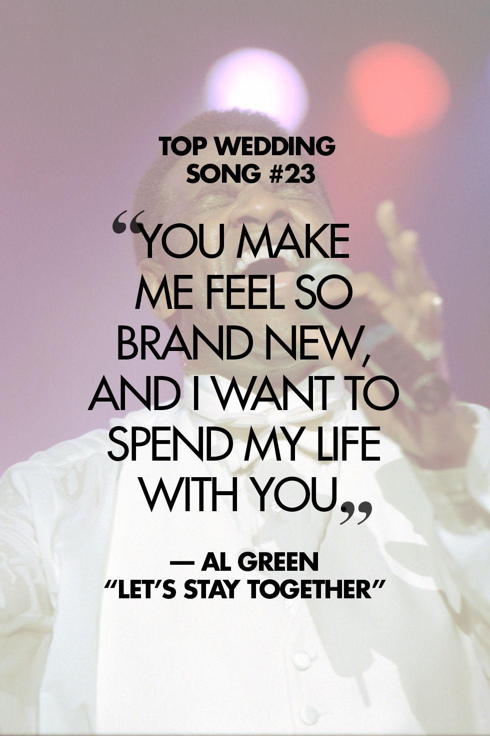 Al Green Wedding Songs Ideas - Styles & Ideas 2018 - sperr.us