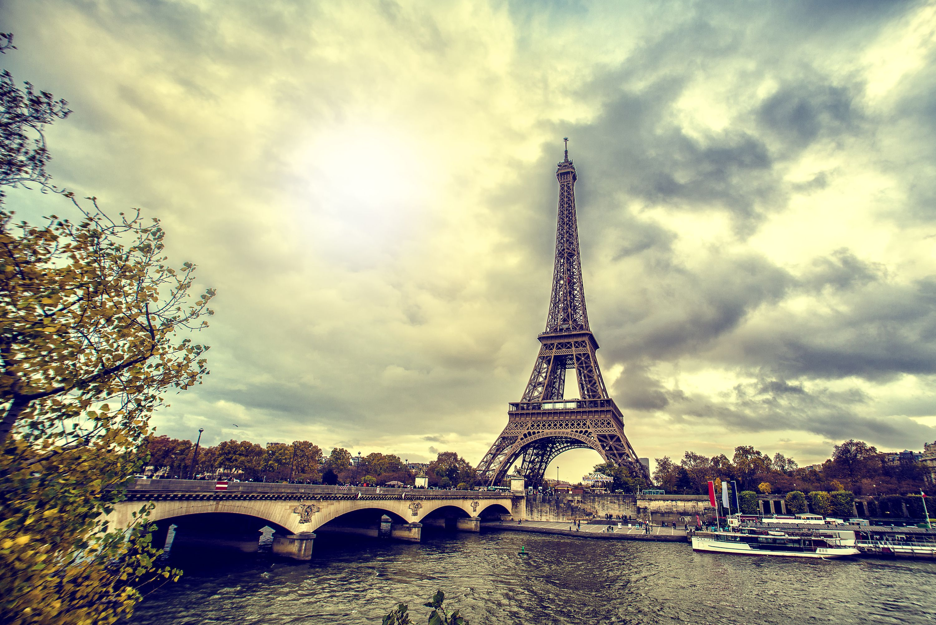 The Eiffel Tower Is Getting A Makeover - Eiffel Tower Paris History