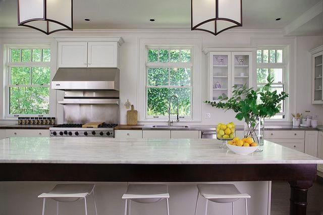marble countertops & 60+ Best Marble Countertops - Modern Kitchen Design