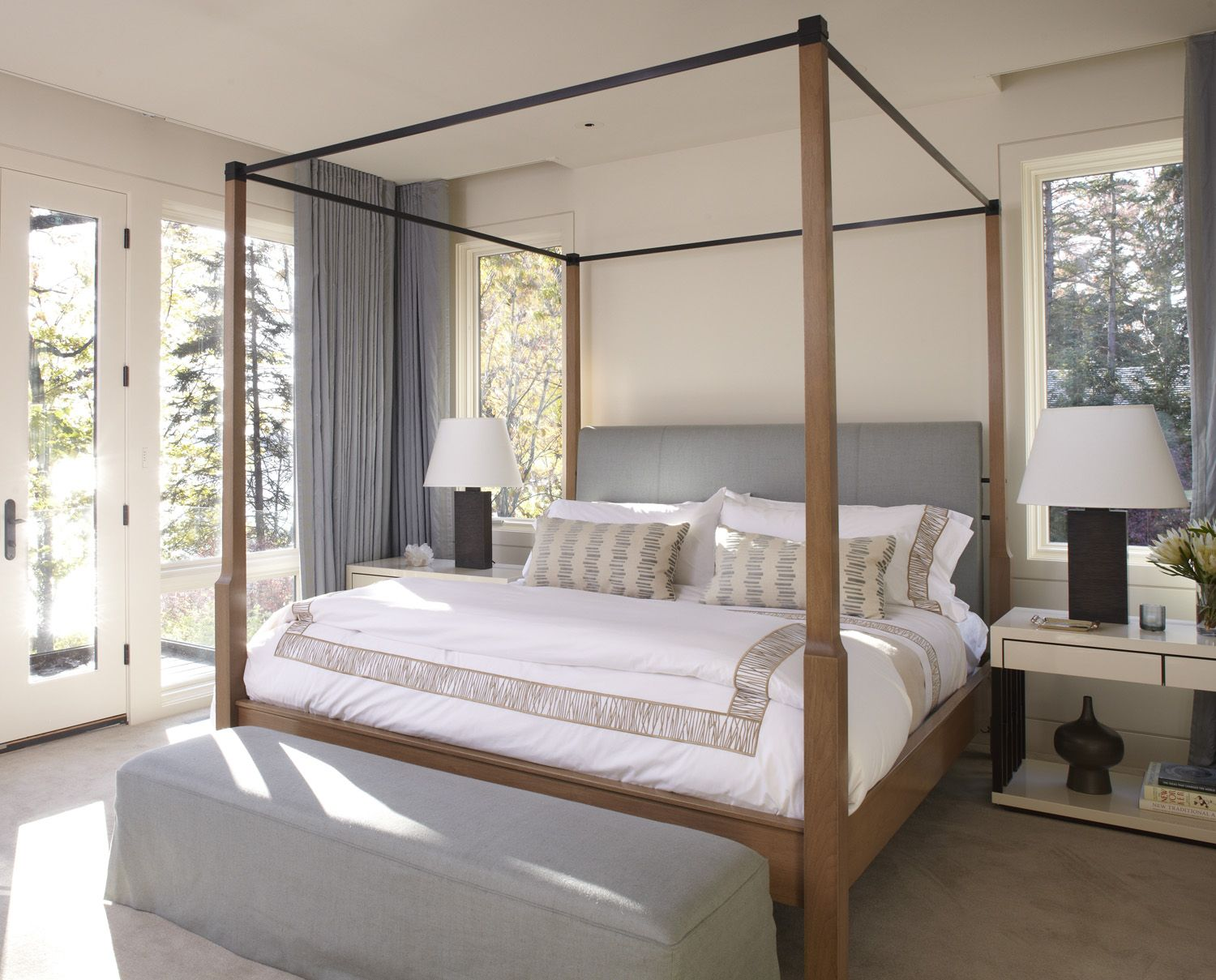 Four Post Canopy Bed 40 best canopy bed ideas - four poster beds