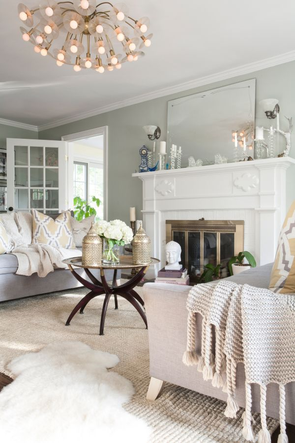 10 Best Tricks For Warm Room Design Cozy Living Rooms