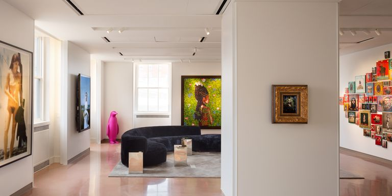 12 best art hotels around the world hotels that double for Design hotel 21
