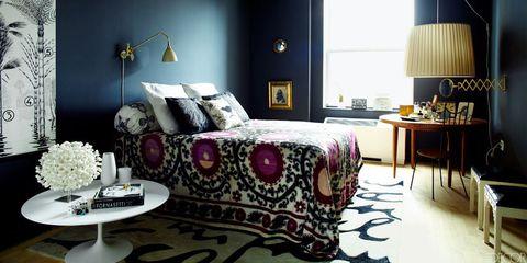 Room, Interior design, Lighting, Floor, Flooring, Textile, Furniture, Wall, Interior design, Lamp,
