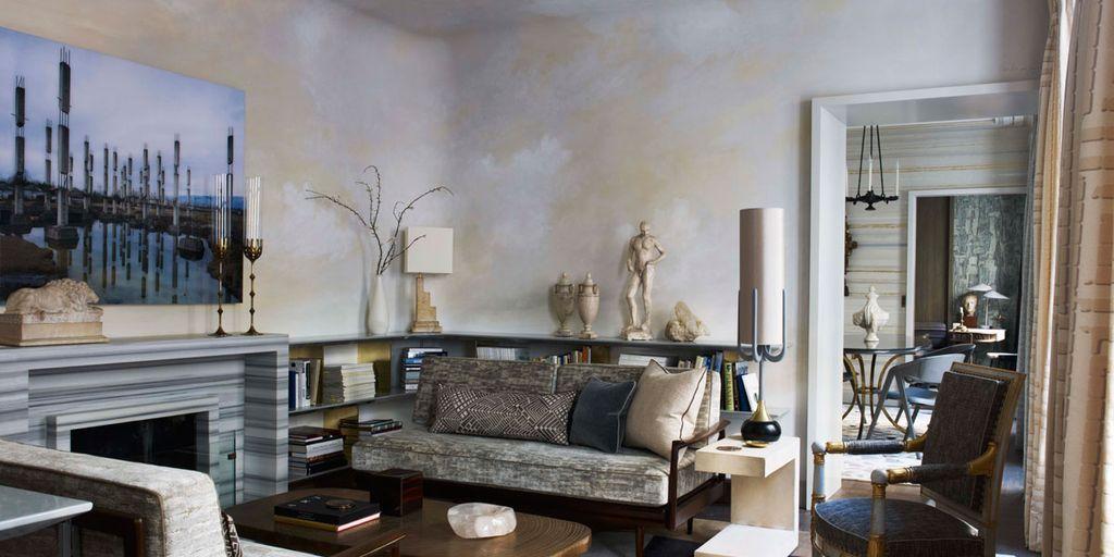 Jean Louis Deniot Paris Apartment Decor