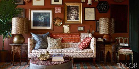 Designer John Robshaw's New York Home