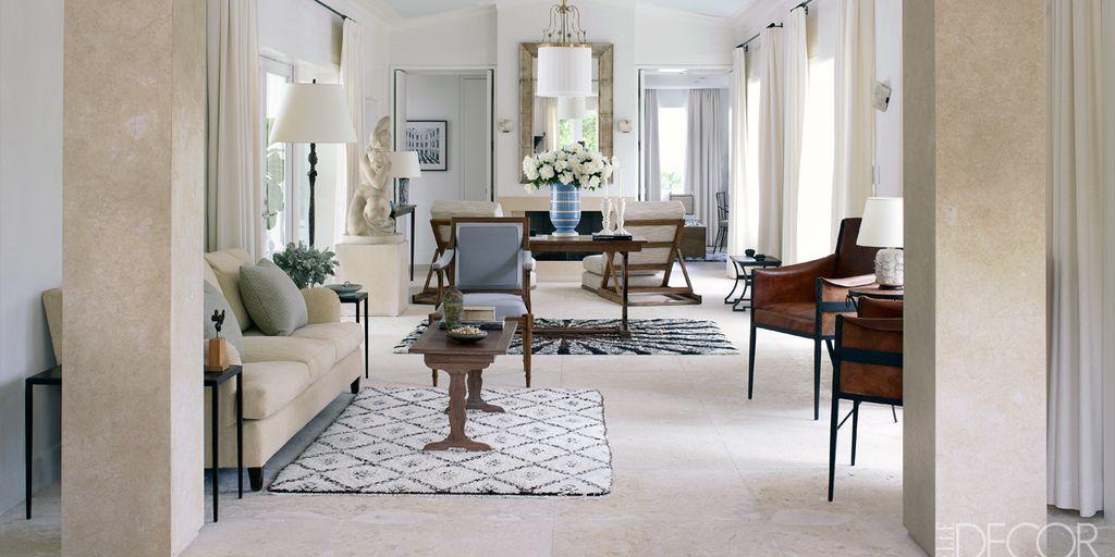 Architect And Antiques Dealer Carlos Aparicio Merges French