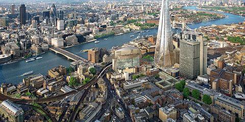 Metropolitan area, Daytime, Tower block, Urban area, City, Metropolis, Cityscape, Tower, Landscape, Aerial photography,
