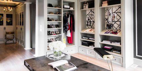Catherine Kwong Design Closet