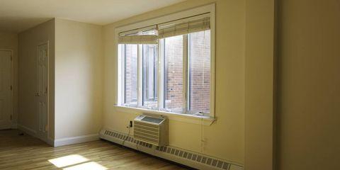 Wood, Floor, Flooring, Room, Window, Property, Interior design, Hardwood, Wood flooring, Laminate flooring,