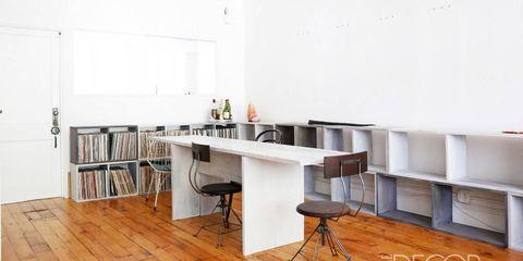 Wood, Room, Floor, Interior design, Flooring, Wall, Wood flooring, Hardwood, Laminate flooring, Furniture,
