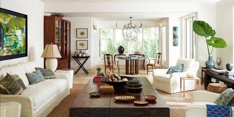 Room, Interior design, Floor, Living room, Green, Flooring, Wood, Home, Furniture, Table,