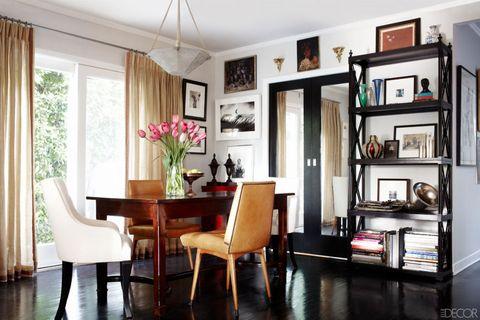Wood, Room, Interior design, Floor, Flooring, Home, Furniture, Window covering, Table, Interior design,