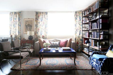 Room, Interior design, Floor, Living room, Home, Furniture, Flooring, Couch, Shelf, Interior design,