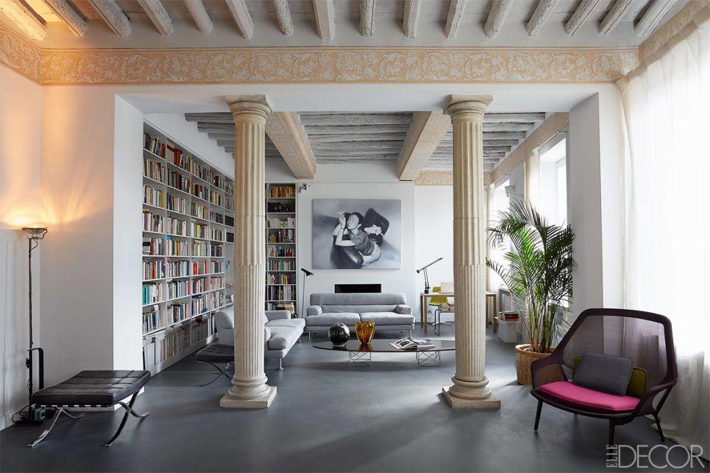 Ancient roman style house plans
